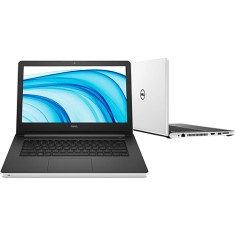 "Foto Notebook Dell I14-5458-D40 Intel Core i5 5200U 14"" 8GB SSD 240 GB GeForce 920M"
