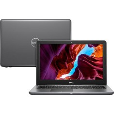 "Foto Notebook Dell I15-5567-D20 Intel Core i5 7200U 15,6"" 8GB HD 1 TB"