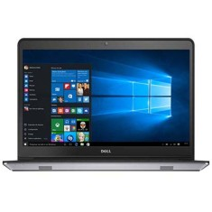 "Foto Notebook Dell i14-5457-A30 Intel Core i7 6500U 14"" 16GB HD 1 TB GeForce 930M SSD 8 GB"