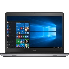 "Foto Notebook Dell I14-5457-A40 Intel Core i7 6500U 14"" 16GB HD 1 TB GeForce 930M SSD 8 GB"