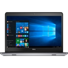 "Foto Notebook Dell I14-5457-A30 Intel Core i7 6500U 14"" 8GB HD 1 TB GeForce 930M SSD 8 GB"