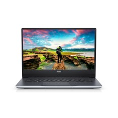 "Foto Notebook Dell i14-7472-d10s Intel Core i5 8250U 14"" 8GB HD 1 TB GeForce MX150 Linux 