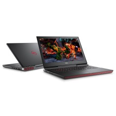 "Foto Notebook Dell i15-7567 Intel Core i7 7700HQ 15,6"" 8GB HD 1 TB Híbrido"