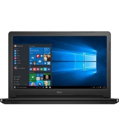 "Foto Notebook Dell I3552-3240 Intel Celeron N3050 15"" 4GB HD 500 GB Windows 10 Inspiron"