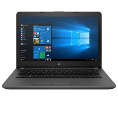 "Foto Notebook HP 246 G6 Intel Core i5 7200U 14"" 4GB HD 500 GB Windows 10 7ª Geração"