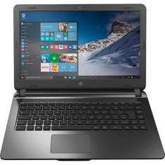 "Foto Notebook HP Intel Celeron 3215U 4GB de RAM HD 500 GB 14"" Windows 10 14-ap010"