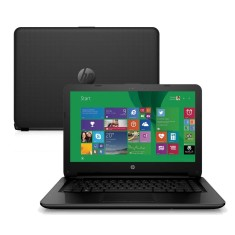 "Foto Notebook HP 14-AC102BR Intel Celeron N3050 14"" 4GB HD 500 GB"