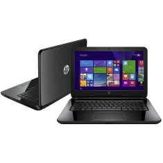 "Foto Notebook HP 14-R052BR Intel Core i5 4210U 14"" 4GB HD 500 GB"