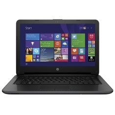"Foto Notebook HP 240 G4 Intel Core i5 6200U 14"" 4GB HD 500 GB Windows 8 6ª Geração"