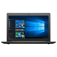 "Foto Notebook Lenovo Intel Core i5 6200U 15,6"" 4GB HD 1 TB 6ª Geração Windows 10 Home"