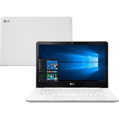 "Foto Notebook LG 14U360-L.BJ36P1 Intel Celeron N3160 14"" 4GB HD 500 GB"