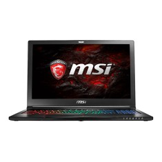"Foto Notebook MSI GS63VR UHD 4K Intel Core i7 6700HQ 15,6"" 32GB HD 2 TB GeForce GTX 1060 SSD 1.024 GB"