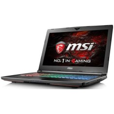 "Foto Notebook MSI GT62VR Intel Core i7 7700HQ 15,6"" 64GB HD 2 TB GeForce GTX 1070 SSD 1.024 GB"