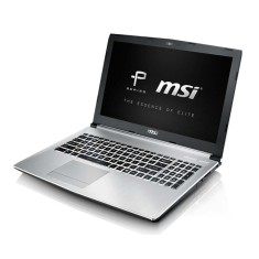 "Foto Notebook MSI PE60 7RD Intel Core i7 7700HQ 15,6"" 8GB HD 1 TB GeForce GTX 1050 Híbrido"