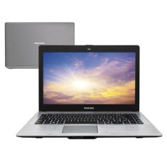 "Foto Notebook Positivo XRI7120 Intel Core i3 4005U 14"" 2GB HD 500 GB"