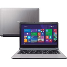 "Foto Notebook Positivo XS8325 Intel Core i5 4200U 14"" 6GB HD 1 TB"