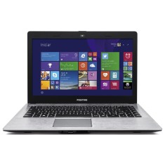 "Foto Notebook Positivo XR2990 Intel Celeron N2806 14"" 2GB HD 320 GB Windows 8.1"