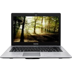 "Foto Notebook Positivo XR3150 Intel Celeron N2808 14"" 4GB HD 500 GB"