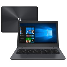 "Foto Notebook Positivo XC5631 Intel Pentium N3710 14"" 4GB SSD 32 GB Windows 10 Home"