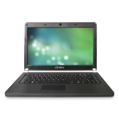 "Foto Notebook Qbex NX500 AMD Dual Core C-60 14"" 4GB HD 500 GB C-Series Linux"