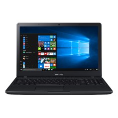"Foto Notebook Samsung E34 Intel Core i3 6006U 15,6"" 4GB HD 1 TB Windows 10"