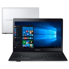 "Foto Notebook Samsung X21 Intel Core i5 5200U 14"" 8GB HD 1 TB"