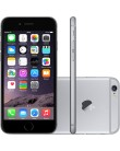 Foto Novo Smartphone Apple iPhone 6 16GB Câmera iOS 8 4G Wi-Fi 3G