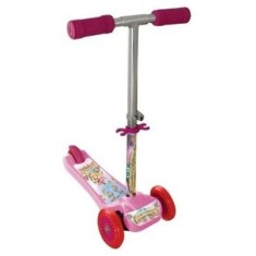 Foto Patinete Zoop Toys Scooter Net Princesas Mágicas