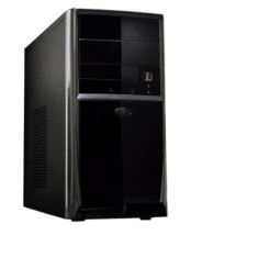 Foto PC Desk Tecnologia X1200WB V3 Xeon E3-1231 24 GB 2 TB DVD-RW Workstation