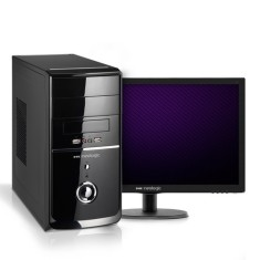 Foto PC Neologic Nli45738 Intel Core i7 4790 4 GB Windows 7 Professional DVD-RW USB