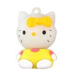 Foto Pen Drive Importado 8 GB USB Hello Kitty
