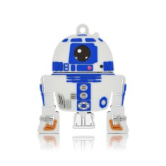 Foto Pen Drive Multilaser 8 GB USB 2.0 R2D2 PD036