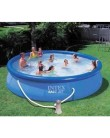 Piscina Inflável 12.430 l Redonda Intex Easy Set 28166