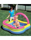 Piscina Inflável 120 l Quadrada Bestway Play Center 52125