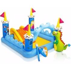 Piscina infl vel arma o infantil retangular esporte e lazer comparar pre o de piscina - Piscina toys r us ...