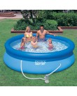 Piscina Inflável 3.853 l Redonda Intex Easy Set 56921 com filtro