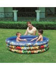 Piscina Inflável 317 l Redonda Bestway Angry Birds
