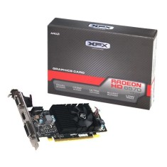 Foto Placa de Video ATI Radeon HD 6570 2 GB DDR3 128 Bits XFX HD-657X-2NL2