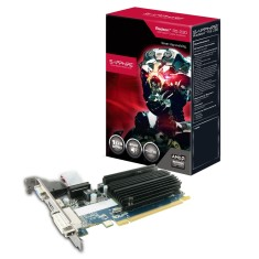 Foto Placa de Video ATI Radeon R5 230 1 GB DDR3 64 Bits Sapphire 11233-01-20G
