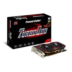 Foto Placa de Video ATI Radeon R9 280X 3 GB GDDR5 384 Bits PowerColor AXR9 280X 3GBD5-T2DHE/OC