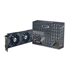 Foto Placa de Video ATI Radeon R9 390 8 GB GDDR5 512 Bits XFX R9-390P-8DF6