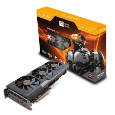 Foto Placa de Video ATI Radeon R9 Fury 4 GB HBM 4096 Bits Sapphire 11247-00-40G