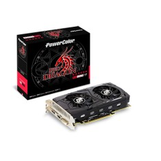 Foto Placa de Video ATI Radeon RX 460 4 GB GDDR5 128 Bits PowerColor AXRX 460 4GBD5-DHV2/OC