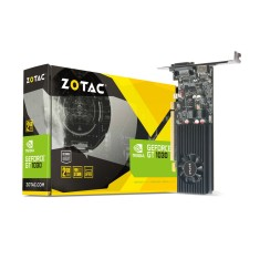 Foto Placa de Video NVIDIA GeForce GT 1030 2 GB GDDR5 64 Bits Zotac ZT-P10300A-10L
