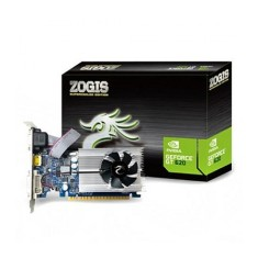 Foto Placa de Video NVIDIA GeForce GT 620 2 GB DDR3 64 Bits Zogis ZOGT620-2GD3H