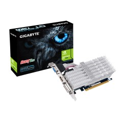 Foto Placa de Video NVIDIA GeForce GT 730 2 GB DDR3 64 Bits Gigabyte GV-N730SL-2GL