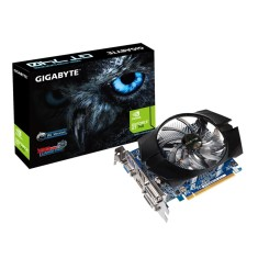 Foto Placa de Video NVIDIA GeForce GT 740 1 GB GDDR5 128 Bits Gigabyte GV-N740D5OC-1GI