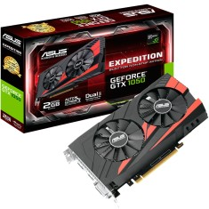 Foto Placa de Video NVIDIA GeForce GTX 1050 2 GB GDDR5 128 Bits Asus EX-GTX1050-O2G