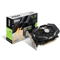 Foto Placa de Video NVIDIA GeForce GTX 1060 3 GB GDDR5 192 Bits MSI GTX 1060 3G OCV1