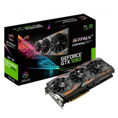 Foto Placa de Video NVIDIA GeForce GTX 1060 6 GB GDDR5 192 Bits Asus STRIX-GTX1060-6G-GAMING